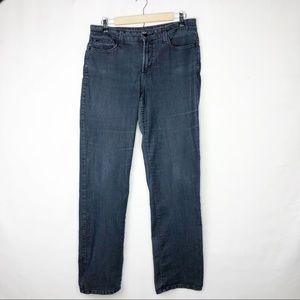 NYDJ Women's Straight Leg Jeans in Size 12